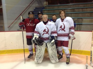 TEAM CCCP Playing For DCTOHC